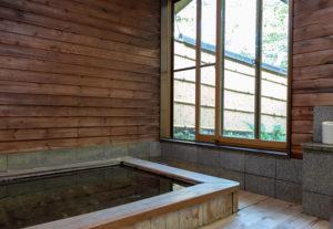 緑風亭:貸切風呂