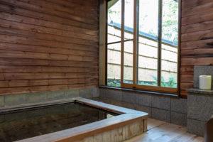 総檜庭園貸切風呂