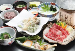 緑風亭:お食事イメージ